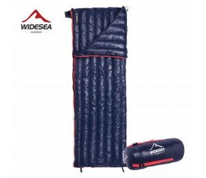 Widesea Camping Ultraleicht Schlafsack Daunen Wasserdicht Lazy Bag Tragbare Lagerung Kompressionsschlafsack Reise Diverses Tasche