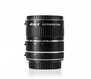 VILTROX DG-C AF Autofokus Verlängerungsringe Makro-Verlängerungsröhrenset 12mm 20mm und 36mm für Canon EOS EF EF-Objektive