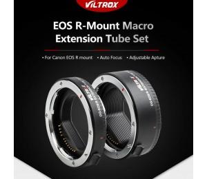 Viltrox DG-EOS R Autofokus-AF-Makro-Verlängerungsring für EOS R / EOS RP-Objektiv und Kameragehäuse