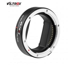 Viltrox DG GFX 18mm Automatische Elektronische Macro Extension Tube Adapter-Ring für Fuji Fujifilm G-mount Kameras Adapter ring Objektiv