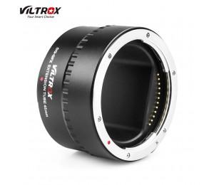 Viltrox DG GFX 45mm Adapter Ring Objektiv Automatische Elektronische Macro Extension Tube Adapter-Ring für Fuji Fujifilm G-mount Kameras