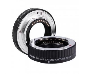 Viltrox DG-M43 Auto Fokus Objektiv Extension Tube Ring Adapter für Micro M4/3 Kamera Objektiv Montieren DG-M43