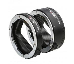 Viltrox DG-Z Automatische Makro-Verlängerungsröhre 12mm 24mm Vollrahmen-Metalladapterring Autofokus TTTL-Messung mit automatischer Belichtung