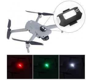 Ulanzi DR-02 Wiederaufladbare Drone Licht Für DJI Mavic 2 Pro/air 2 Night Fly Antikollision Strobe Beleuchtung drone Zubehör