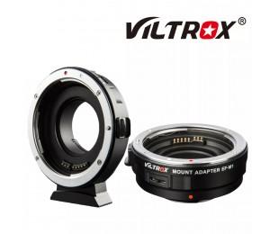 Viltrox EF-M1 M43 Auto Fokus Objektiv Adapter für Canon EOS EF EF-S Objektiv zu M4/3 Kamera GH4 GH5 GF6 GF1 GX1 GX7 E-M5 E-M10 E-PL5