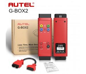 Autel G-BOX2 G BOX 2 Zubehörwerkzeug für Mercedes Benz All Key Lost Wird mit Autel MaxiIM IM608 / IM508 verwendet