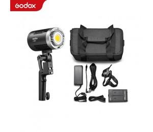 Godox ML60Bi ML60 Bi 60W Bi-Farbe LED Licht Stille Modus Tragbare Helligkeit Einstellung Unterstützung Li-Ion Outdoor LED licht