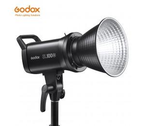 Godox SL100Bi 100W 2800-6500K Weiß Gelb Version LCD Panel LED Video Licht Kontinuierliche Ausgang bowens Berg Studio Licht