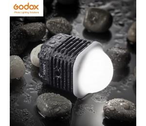 Godox WL4B 5600K Wasserdichte LED-Licht mit Unterstützung Mobile APP
