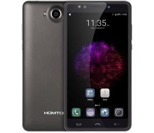 HOMTOM HT10 Android 6.0 Smartphone 5,5 Zoll FHD Schirm MTK6797 Deca Core Mobile 4G 32G 21MP Hauptkamera 3200mAh Handy