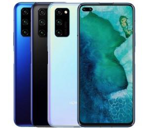 Huawei Honor V30 Pro 5G 6,57 Zoll Dual SIM Smartphone 8GB RAM 256GB ROM
