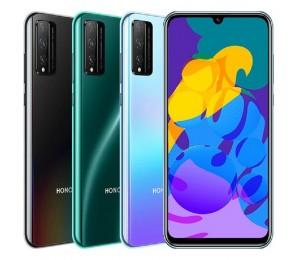 Huawei Honor Play 4T Pro 6,3 Zoll Dual SIM Smartphone 6 GB RAM 128 GB ROM