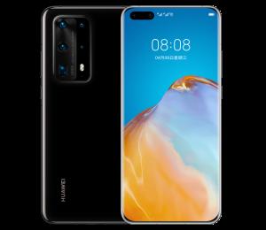 Huawei P40 Pro+ 5G 6,58 Zoll Dual SIM Smartphone 8 GB RAM + 256 GB ROM