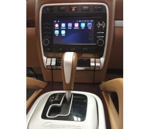 Android 8.0 Octa-core 4GB RAM 32GB AutoRadio / Multimedia Für Porsche Cayenne(2003-2010)