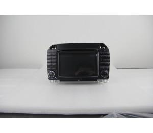 Android 7.1 Quad-core 2G RAM 16G flash Car DVD Player Radio für W220 W215 gps Stereo with GPS 3G wifi bluetooth