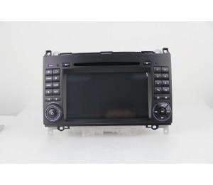 2din Android 8.0 Octa-core 4 GB RAM 32GB Car DVD Für Benz Sprinter Vito W169 W245 W469 W639 B200 Radio Stereo GPS WiFi