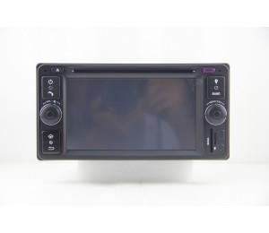 6.2 Zoll Autoradio / Multimedia  für Toyota Hilux Fortuner Innova old camry corolla old vios RAV4 Prado mit GPS Navigation USB