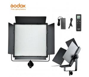 Godox LED1000C Studio Video Licht Lampe für Kamera Camcorder Wireless Remote Veränderbar Version 3300 karat-5600 karat CD50