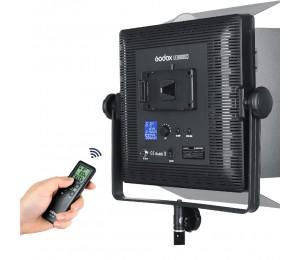 Godox LED1000W 1000 LED 5600 K Weiß Video Licht Beleuchtung Helligkeit + Wireless Fernbedienung + Power Adapter Für Kamera DV video