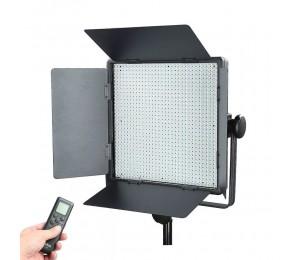 Godox LED1000Y Studio Video Dauerlicht Lampe Für Kamera DV Camcorder 3300 Karat