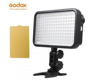 Godox LED170 Video Lampe Licht 170LED Lampe Licht Camcorder 5500-6500 Karat Für Canon Nikon Pentax DSLR Digitalkamera