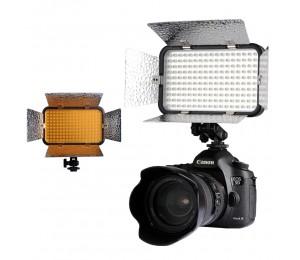 Godox LED170II LED Video Licht 170 Led-leuchten Lampe Fotografische Beleuchtung 5500 ~ 6500 karat für DSLR Kamera Camcorder mini DVR