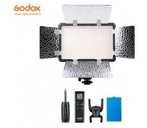 Godox LED308Y II 3300 Karat Led-videoleuchte Lampe mit Diffusions Filterfor DV Camcorder Kamera + Fernbedienung
