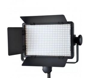 Godox LED500C 3300 Karat-5600 Karat LED Video Dauerlicht Lampe Panel