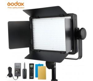 GODOX LED500W 5600 Karat Weiße Video Licht Drahtlose Fernbedienung Für DSLR