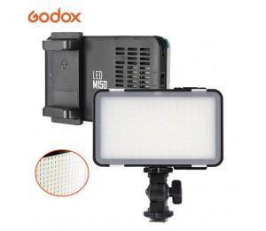 Godox LEDM150 9W 5600K Handy LED Video Licht 150 * LED Lampe perlen Foto Füllen Licht für kamera Camcorder DV handy