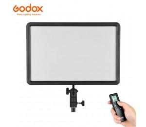 Godox LEDP260C Ultra Dünne 3300-5600 karat Bi-Farbe 30 watt LED Video Studio Licht Lampe mit Fernbedienung steuerung für DSLR Studio Fotografie