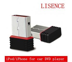 150 Mt 802,11/b/g/n Mini Drahtlose Wifi Dongle-Adapter Für PC/Auto DVD Player
