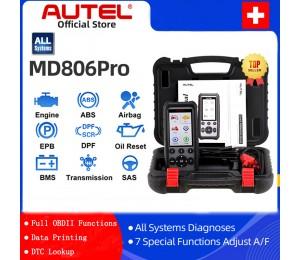 Autel MaxiDiag MD806 Pro OBD2 Scanner Auto Kfz Diagnose Werkzeug Auto Codeleser OBDII OBD Diagnose Tester