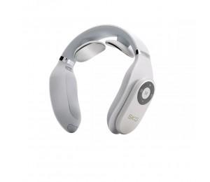 SKG Massagegerät für den Hals 4098 Fernbedienung Elektrischer Puls Smart Neck Massagegerät Schutz der zervikalen Schmerzen für das Home Office
