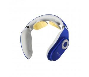 SKG Smart Neck Massager 4353 Fernbedienung Elektrischer Puls Schnurlose Schmerzlinderung Entspannung im Gesundheitswesen für zu Hause