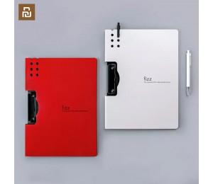 Xiaomi Youpin Fizz Horizontale A4 Ordner Matte Textur Tragbare Pad Tragbare Stift Tablett Verdicken Aktentasche Schule Büro Liefert