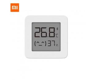 Xiaomi Mijia Bluetooth Temperatur-Hygrometer 2 Drahtloser intelligenter elektrischer digitaler Sensor Bildschirm Mit der Mijia App arbeiten