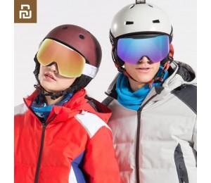 Xiaomi Youpin TS Snowboard Skibrille Wintersportbrille für Erwachsenes Kind Snowboard Skimaskenausrüstung Schneegläser Skizubehör