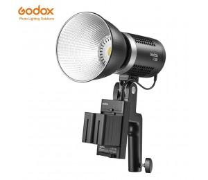 Godox ML60 60W LED Licht Stille Modus Tragbare Helligkeit Einstellung Unterstützung Li-Ion mit AC Netzteil Outdoor-LED-Licht
