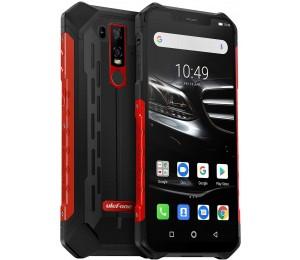 Ulefone Armor 6E Outdoor Smartphone 6,2 Zoll Helio P70 Android 9.0 4GB RAM 64GB ROM