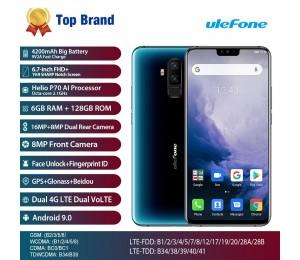 Ulefone T2 Smartphone Android 9.0 Dual 4G Handy 6GB 128GB