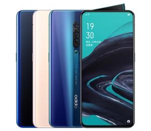 OPPO Reno 2 6,5-Zoll Dual SIM Smartphone 8GB+128GB