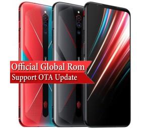 ZTE Nubia Red Magic 5G 6,65 Zoll Dual SIM Smartphone 12GB RAM 256GB ROM