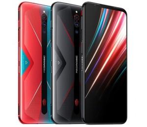 ZTE Nubia Red Magic 5G 6,65 Zoll Dual SIM Smartphone 12GB RAM 128GB ROM
