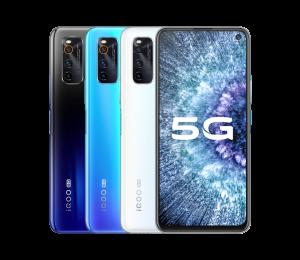 VIVO iQOO Neo3 5G Dual SIM 6.57 Zoll Smartphone 8GB RAM 128GB ROM