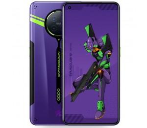 OPPO Ace 2 EVA Limited Edition 5G 6,55 Zoll Dual SIM 8GB RAM 256GB ROM Smartphone