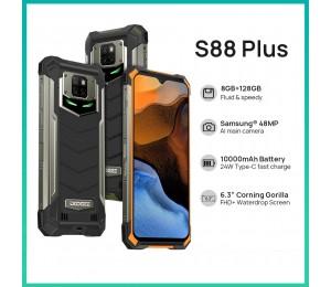 DOOGEE S88 Plus 6,1 Zoll Dual SIM IP68/IP69K Smartphone 8G RAM 128G ROM
