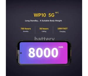 OUKITEL WP10 5G 6,67 Zoll Dual-SIM-Smartphone IP68 / IP69K 8G RAM 128G ROM