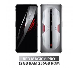 Nubia Red Magic 6 Pro 6,8 Zoll Dual SIM Smartphone 12G RAM 256G ROM