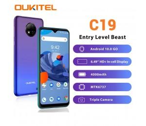 OUKITEL C19 6.49 Zoll 1560*720 HD Smartphone 2G RAM 16G ROM